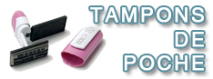 Tampons de Poches